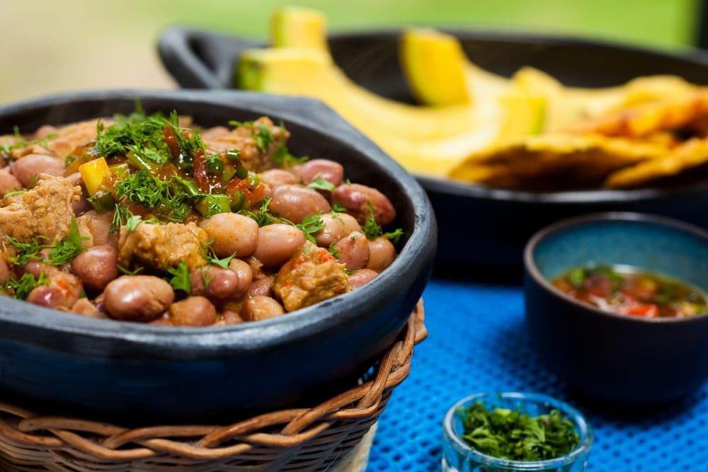 Kolumbien Essen