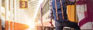 Reisethemen.Zugreisen