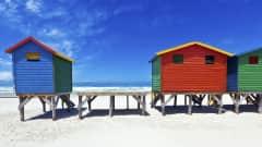 Muizenberg.Strand