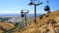 NZ.Christchurch_Christchurch_Gondola