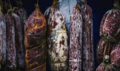 Würzige Chorizo