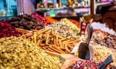 Bazaar in Maskat