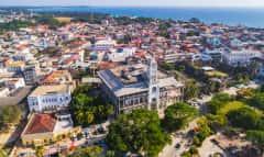 Tansania Stadt