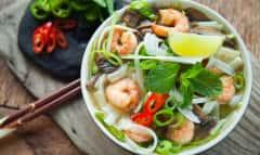 Gerichte.Vietnam.Nudelsuppe