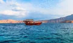 Dhau Kreuzfahrt Oman