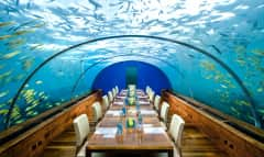 Ein Meeting unter Wasser? Kein Problem!