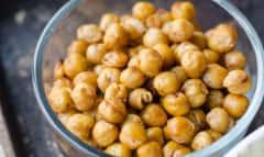 Wo wurde zum ersten Mal aus Kichererbsen Hummus hergestellt?