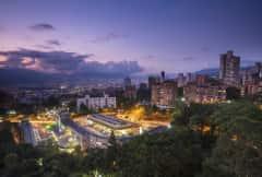 COL.Medellín.Nacht