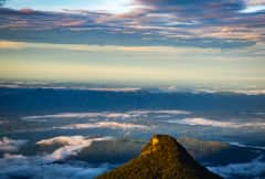 LK.Adam's Peak Sunrise