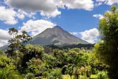 Costa Rica Vulcan