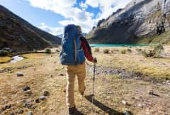 Peru.Trekking.Wanderer