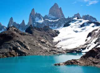 ARG.El Chalten.Fitz Roy Mountain