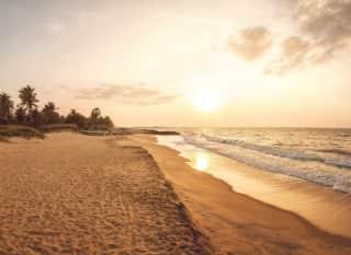LKA.Kalpitiya sunset