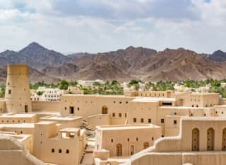 OMN.Al Hamra.Bakhla Fort