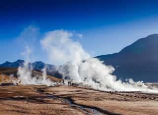 CHL.San Pedro de Atacama.Geysir El Tatio