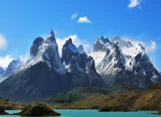 CHL.TorresDelPaine.Berge