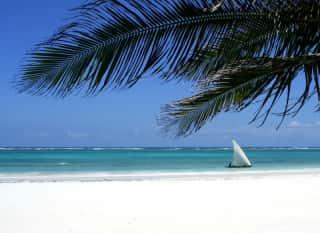 KEN.Diani Beach.Strand