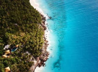 Resort Fregate Island Private