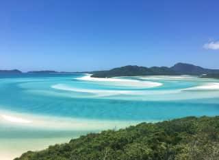 AU.Whitsunday White Heaven Beach