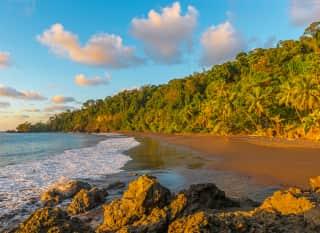 CR.Nationalpark Corcovado Strand