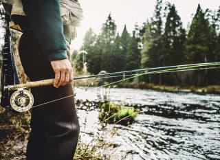 US.Montana.Fliegenfischen