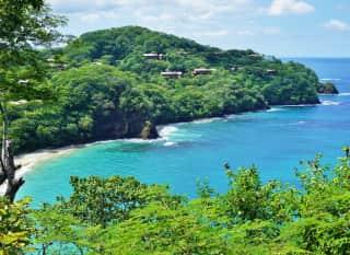 CR.Cahuita Nationalpark Bucht