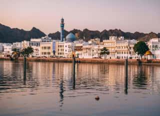 Muscat im Oman