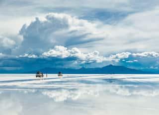 Bolivien.Salar de Uyuni