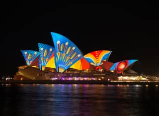 AU.Sydney Festival of Lights