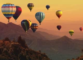 GEN.Heißluftballons