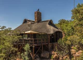 Safari lodge africa