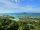 SC.Mahe Luftaufnahme der Insel Mahé, Seychellen
