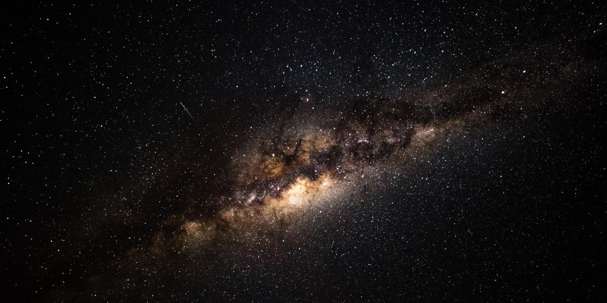 Sich in der Weite des Weltalls verlieren. Unerreichte Ausmaße, die der Menschenhheit ungelöste Rätsel aufgeben.