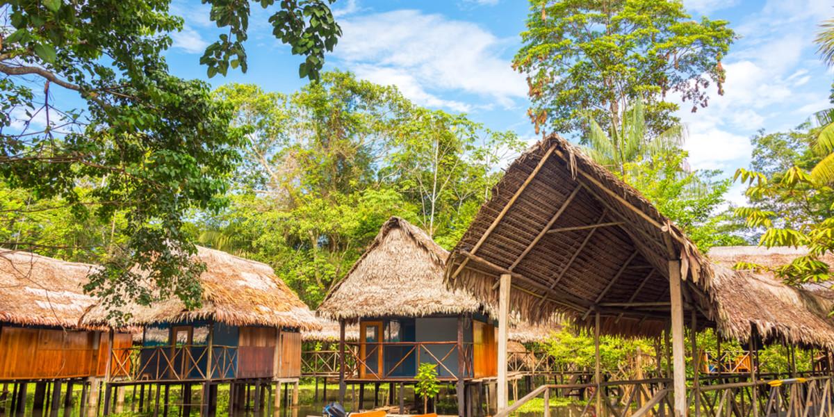 PER.Amazonas.Hütten