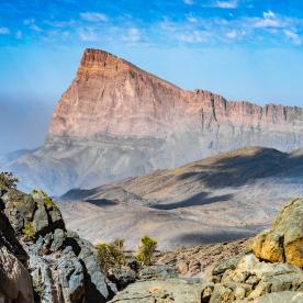 """Panoramaview vom """"Grand Canyon der arabischen Welt"""""""