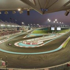 Den Großen Preis am Yas Marina Circuit live erleben