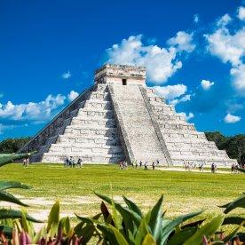 Mexikos berühmteste Maya-Stätte besuchen