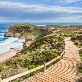 Küstenwalk am Kap der guten Hoffnung