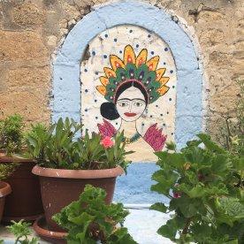 Auf den Spuren von Frida Kahlo
