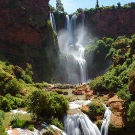 Wasserfallwanderung durch die Schlucht