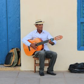 Karibische Kultur im Jamaika Costa Ricas
