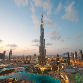 Das höchste Gebäude der Welt besuchen