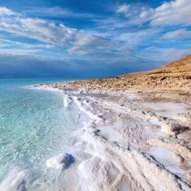 Das salzigste Meer der Welt