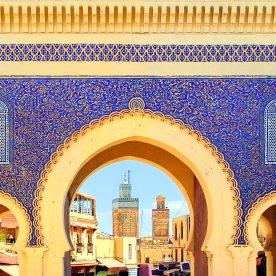 Großartige Mosaik-Architektur