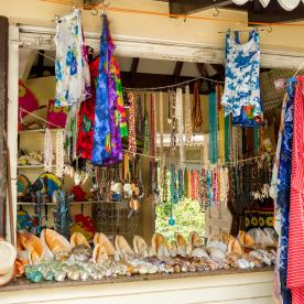 Über den Local Market der Hauptstadt flanieren