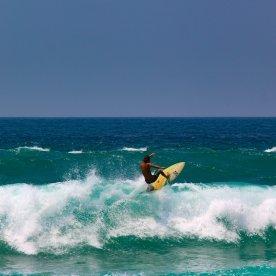 Surfen an Lateinamerikas Topspot