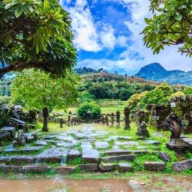 Älteste Tempelruinen des Landes bestaunen