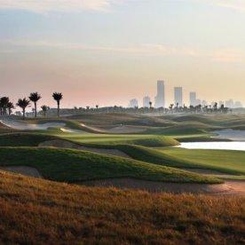 Golfen auf Grünflächen der Superlative