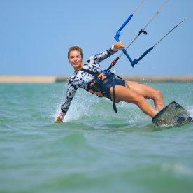 Kite-Surf Experience an einem der besten Spots Südasiens