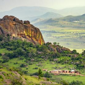 Abstecher ins idyllische Königreich Swasiland